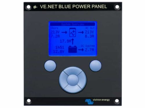 VE.Net Blue Power Panel 2