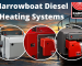 Narrowboat Diesel Heating System