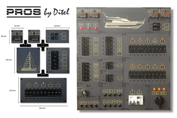 Pros modular panel system
