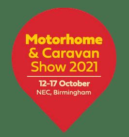 motorhome and caravan show 2021