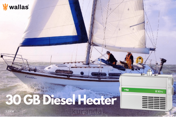 Wallas 30GB Boat Heater