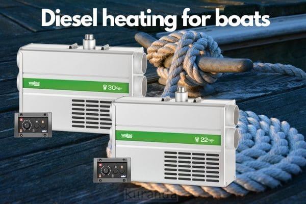 wallas diesel heater for boats