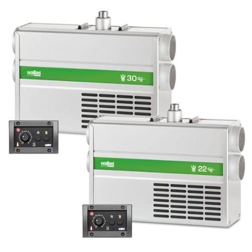 22gb 30gb diesel heaters