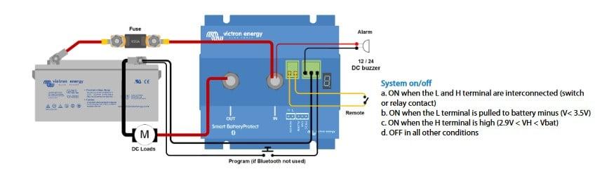 smart batterprotect diagram