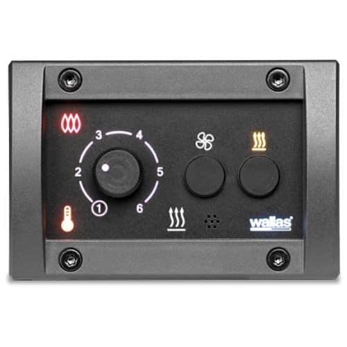 wallas diesel heater control panel