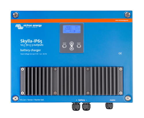 Skylla-IP65 Battery Chargers